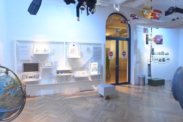 Senckenbergmuseum Rauchschutztüren Metallbau